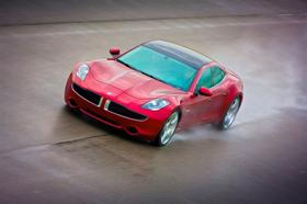Fisker Karma photo by Fisker Automotive